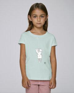T-Shirt mit Motiv /  Lièvre - Kultgut