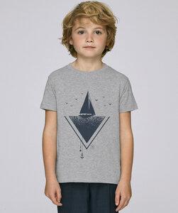 T-Shirt mit Motiv / Sailling - Kultgut