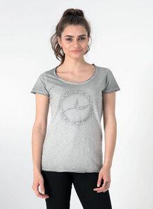 Organication Logo T-shirt aus Bio Baumwolle - ORGANICATION