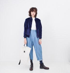 Elli Blouson Samt Damen - Iksi - XXII Streetwear