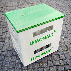 Lemonaid, Hocker grün - Lemonaid
