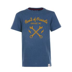 Kinder T-Shirt mit Werkstattmotiv - Band of Rascals