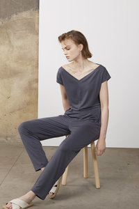 Overall Telia - Urban Grey - Lana