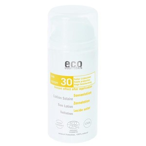 Sonnenlotion Bio LSF 30 - eco cosmetics