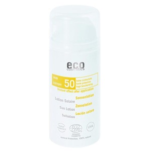 Sonnenlotion Bio LSF 50 - eco cosmetics