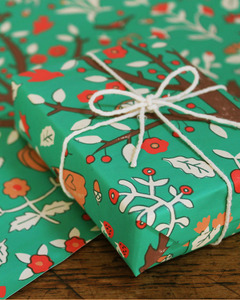 Recycling-Geschenkpapier - Wrap