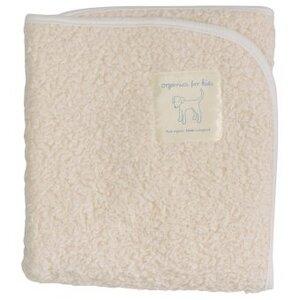 Fleece-Decke aus Bio-Baumwolle - Organics for Kids