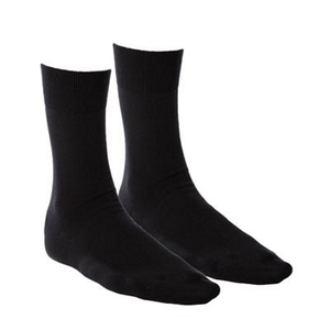 2er Pack Business-Socken Schwarz - Living Crafts