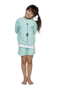 SWEATSHIRT BIOBAUMWOLLE SULI - CORA happywear