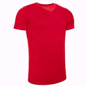 Kaipara Merino Shirt Kurzarm Slimfit V-Neck  200 - Kaipara - Merino Sportswear
