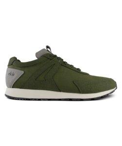 Low Seed Runner / Olive Vegan - ekn footwear