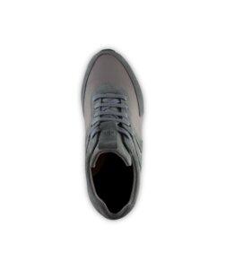 Low Seed Runner / Grey Suede - ekn footwear