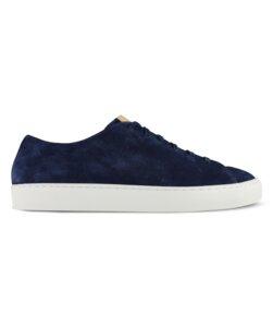 Oak Low / Navy Suede  - ekn footwear