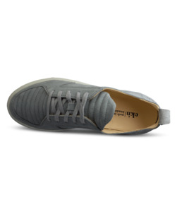 Argan Low / Grey Suede - ekn footwear
