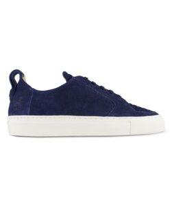 Argan Low / Navy Suede - ekn footwear