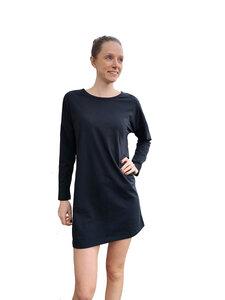 Little black GRL PWR dress - WarglBlarg!