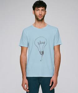 T-Shirt mit Motiv / Idea - Kultgut