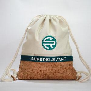 Gymbag - Turnbeutel - TELMA - SUPERELEVANT