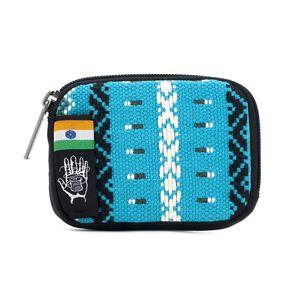 Ethnotek Coyopa Coin Pouch Viva con Agua Blue - Ethnotek
