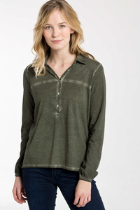 Messina Longsleeve Blouse - SHIRTS FOR LIFE