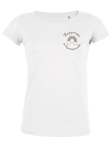 Happiness is homemade - T-Shirt Damen - What about Tee
