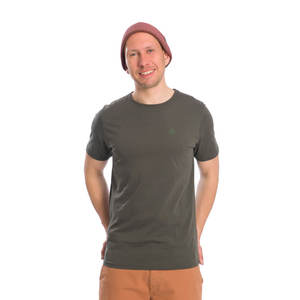 Wilder Nature T-Shirt Oliv - bleed