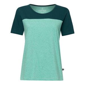 Duo TT64 T-Shirt T-Shirt Damen grün Bio & Fair - THOKKTHOKK