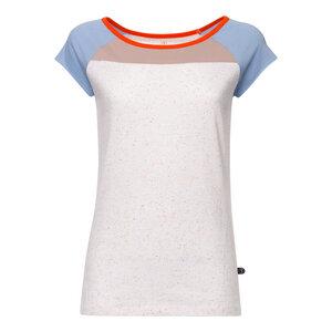 Noêl Cap Sleeve T-Shirt Damen Weiß Bio & Fair - THOKKTHOKK