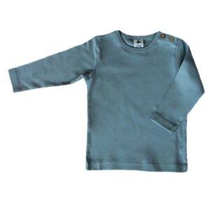 Baby Kinder Langarmshirt 12 Farben Bio-Baumwolle Oberteil T-Shirt  - Leela Cotton
