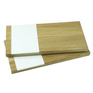 Schneidebrett 2er Set | 2 x Schneidebrett vespro - Holzbutiq