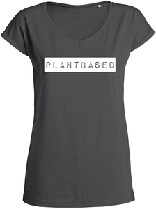Plantbased shirt girl - WarglBlarg!