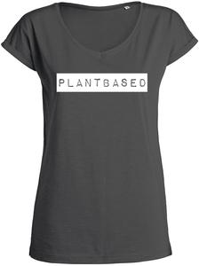 Plantbased shirt girl - WarglBlarg!