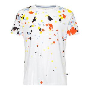 BlurTT02 T-Shirt Herren weiß Bio & Fair - THOKKTHOKK