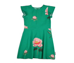 Butterfly Dress Kids organic cotton - Baba Babywear