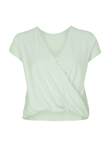 Grace T-Shirt - Milky Green - Suite 13