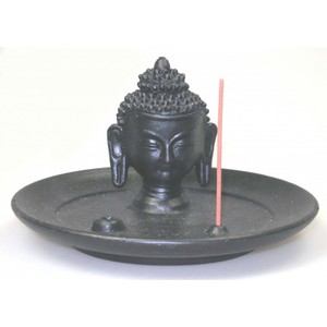 Incense Halter Buddhakopf - Just Be