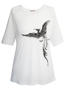PHOENIX T-Shirt - weiß - woodlike