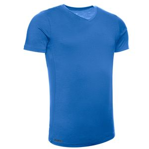 Kaipara Merino Shirt Kurzarm Slimfit V-Neck 150 - Kaipara - Merino Sportswear