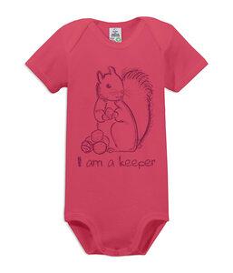 """Kurzarm Baby Body """"keeper"""" - kippie"""