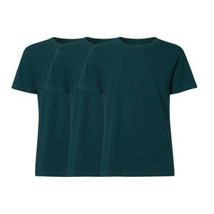 3er Pack BTD05 T-Shirt Herren Petrol Bio & Fair - THOKKTHOKK