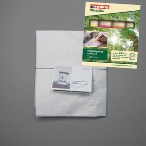 DIY Do it Yourself Papiersack+Edding - Kolor