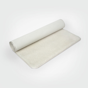Yogamatte Schurwolle 75 x 200 cm - Lotus Design