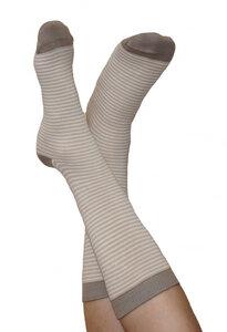 Ringel Socken 6 Farben Bio-Baumwolle geringelt gestreift - Albero