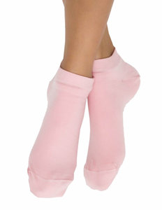 6 Paar Sneaker Socken Damen Herren Bio-Baumwolle Söckchen schwarz grau - Albero