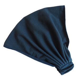 auffächerbares Haarband, uni marine - bingabonga