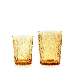 Trinkglas Fleur-de-Lys amber - Van Verre