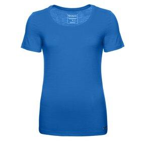 Merino Shirt Damen Kurzarm Slimfit 150 - Kaipara - Merino Sportswear