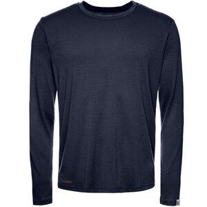 Merino Shirt Langarm Regularfit 150 Herren - KAIPARA - Marine - Kaipara - Merino Sportswear