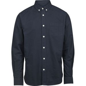 Button Down Oxford Shirt - KnowledgeCotton Apparel