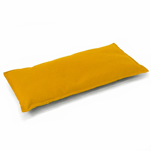 Meditationsbank Kissen Lotus Design®, Füllung Schurwolle - Lotus Design